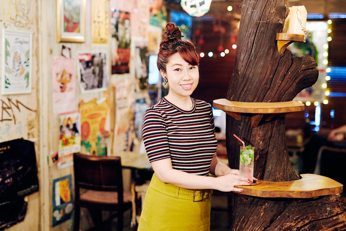 asuka ando、7インチの「あまいひとくち」な魅力を語る! | Record ...